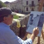 Schilderen in de Dordogne