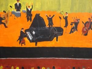 Concert 1964 - Hans van der Vloed