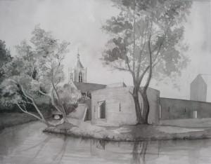 Het Rondeel in Vianen - Hans van der Vloed