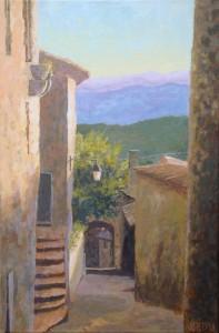 Lacoste en Provence - Hans van der Vloed - 2013