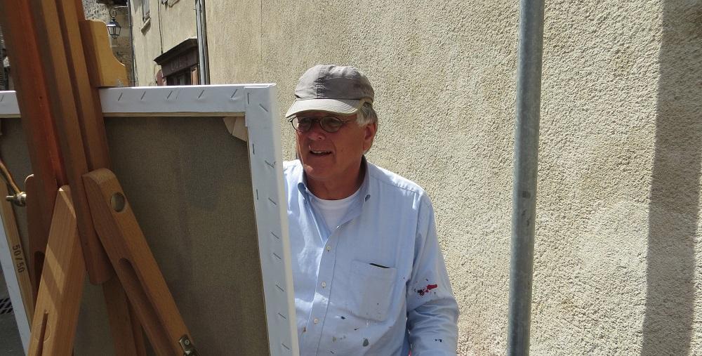 Schilderweek in de Auvergne