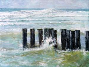Zeeland na de storm - Hans van der Vloed