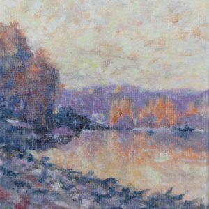 Aan de Seine - Hans van der Vloed