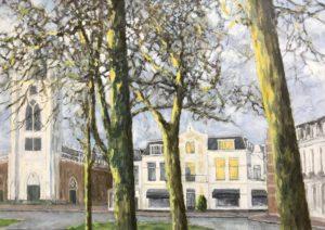 Dorpsstraat Zeist - Hans van der Vloed