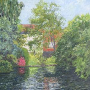 De Angstel bij Baambrugge - Hans van der Vloed