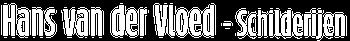 Hans van der Vloed Logo